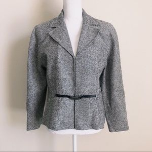 Doncaster Silk blend blazer